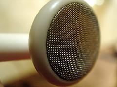 ear bud on Flickr by diongillard
