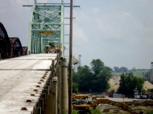 MODOT Bridge Construction Photos