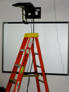 new SMART Board