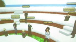 Second Life Classroom