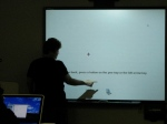 orienting the SMART Board
