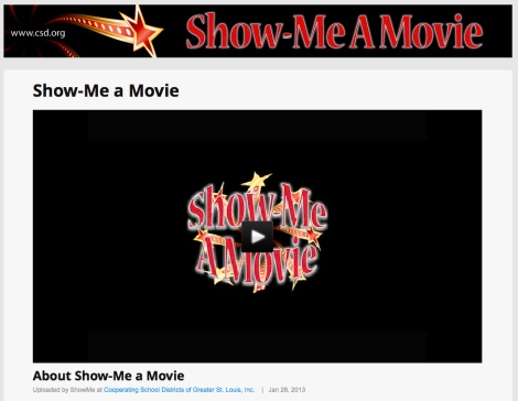 SMAM movie / SchoolTube