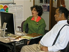 Patricia and Fred McKissack