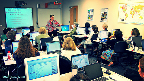 St. Louis SMARTBoard Training