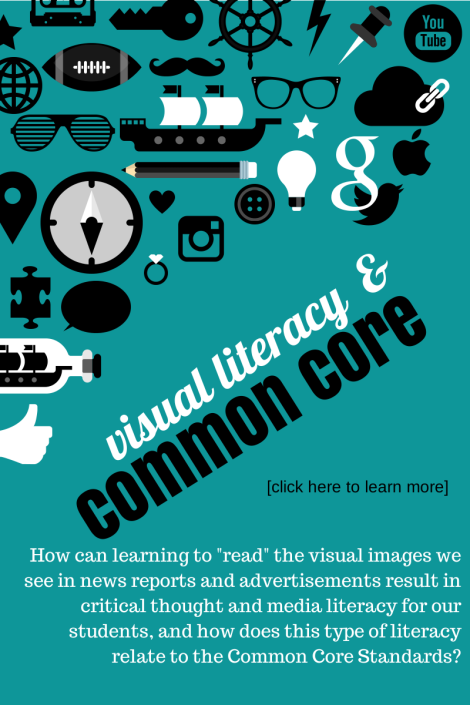 visual literacy & common core