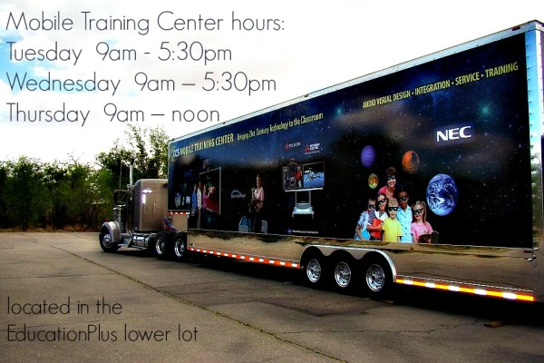 CCS Mobile Training Center 1