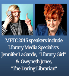 Library Media Specialists at #METC15