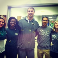 Chris Long Starts With Us