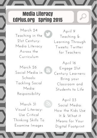 Media Literacy Spring 2015