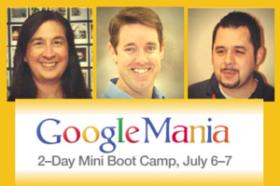 Google Mania presenters