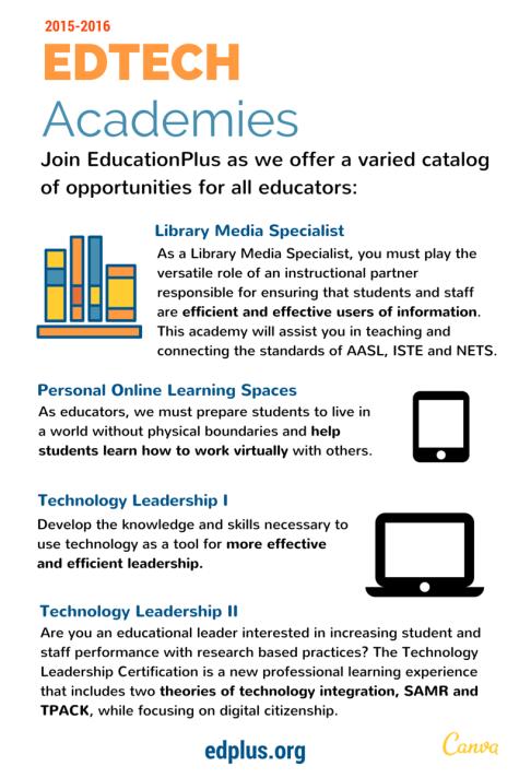 2015-16 edtech academies