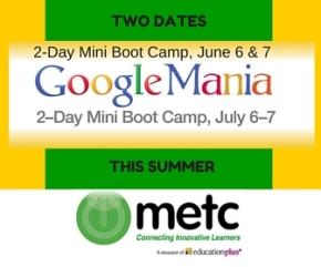 Google Mania: Mini BootCamp