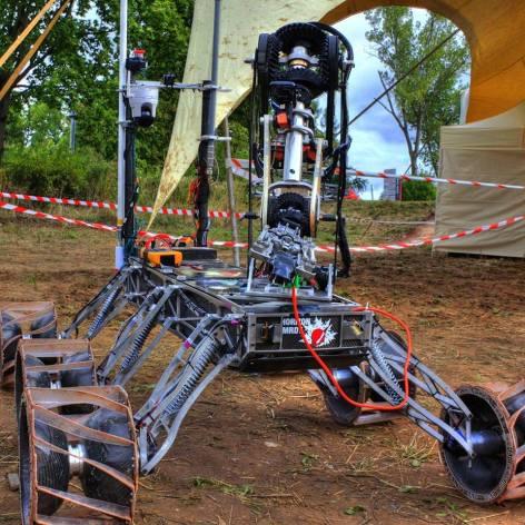 Mars Rover, 1-2016